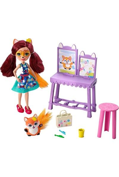 Enchantimals Bebekleri Piknikte Oyun Seti FCC62-GBX03