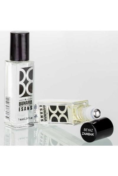 Buhara Esans Buhara Serisi Beyaz Zambak Perfum Oil - 7 ml
