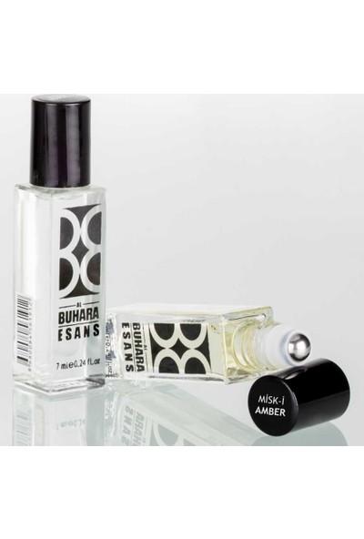 Buhara Esans Buhara Serisi Misk-i Amber Perfum Oil - 7 ml