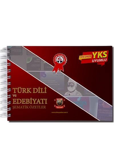 Zafer YKS Edebiyat Şematik Özetler
