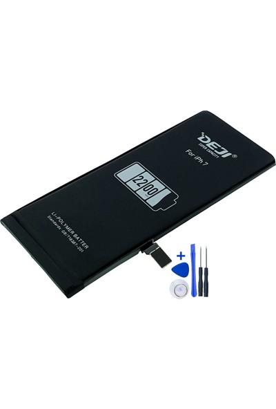 Deji̇ iPhone 7 Batarya Muci̇ze Batarya (2200)
