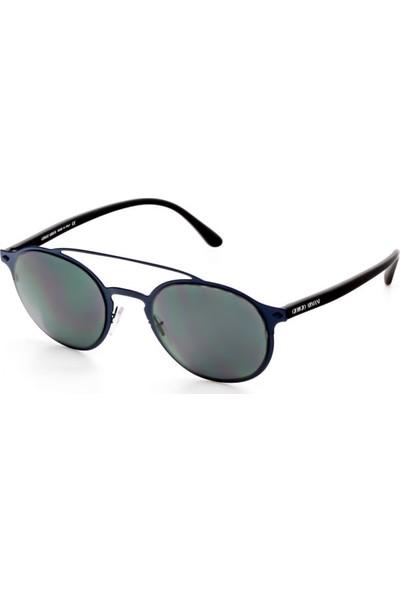 Giorgio Armani AR6041 317187 49 Unisex Güneş Gözlüğü