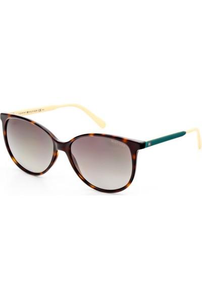 Tommy Hilfiger TH1261/S 4LV/HA 57 Kadın Güneş Gözlüğü