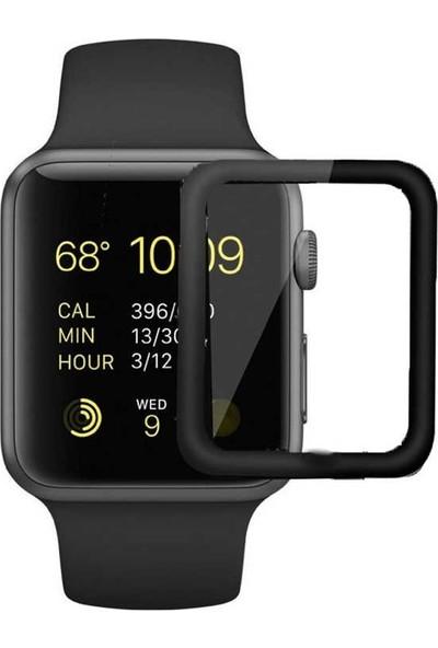 Teleplus Apple Watch 42 mm Tam Kapatan Cam Ekran Koruyucu