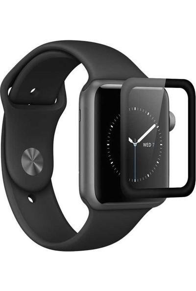 Teleplus Apple Watch 38 mm Tam Kapatan Cam Ekran Koruyucu
