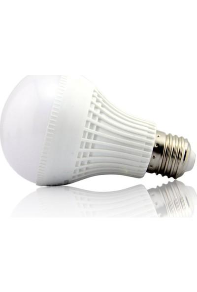 B&T 003 LED Ampul 5W 6'lı Beyaz