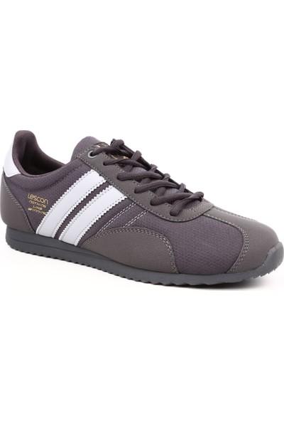 Lescon 19Bae006530M Erkek L-6530 Sneakers Ayakkabı Füme