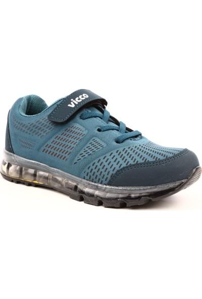 Vicco 938.19Y.183 Filet Spor Ayakkabı Yeşil