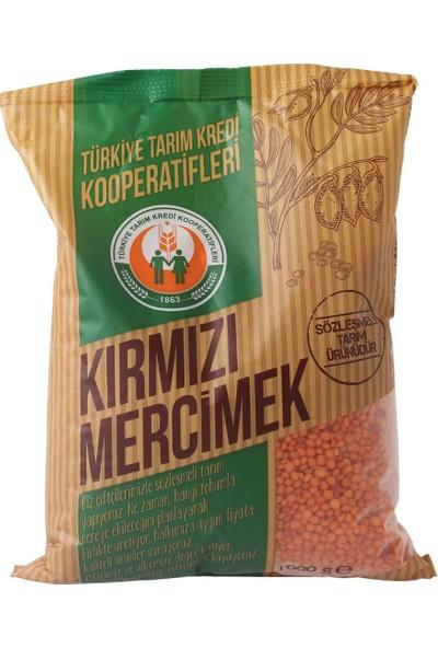 Türkiye Tarım Kredi Koop. Kırmızı Mercimek 1 kg