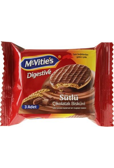 McVities Digestive Sütlü Çikolata 34 gr