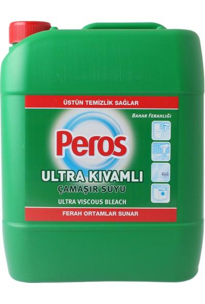 Peros 4 Kg Ultra Çamaşır Suyu Bahar