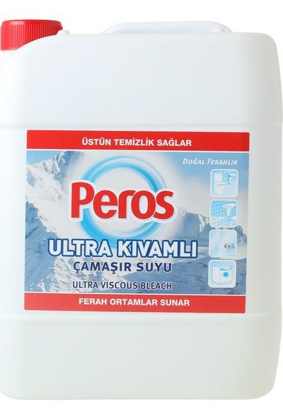 Peros 4 Kg Ultra Çamaşır Suyu Doğal