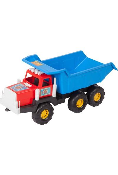 Güçlü Toys Big Mack Kamyon 160 kg 1064