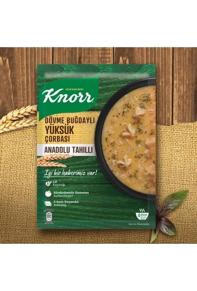 Knorr Dövme Buğdaylı Yüksük Çorbası 12 Paket
