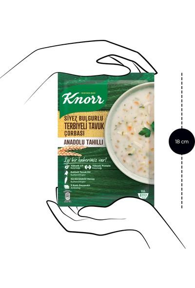 Knorr Siyez Bulgurlu Tavuk Çorbası 12 Paket