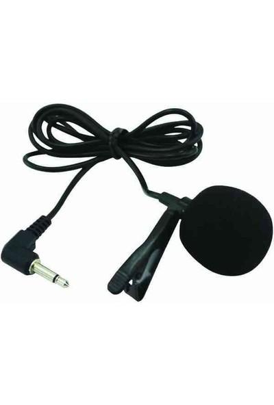 Gold Audio Ga200Y Yaka Mikrofonlu Seyyar Taşınabilir Şarjlı Anfi
