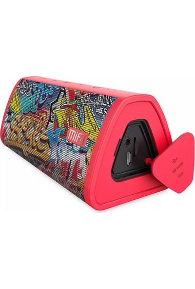 Mifa A10 Lisanslı Bluetooth Hoparlör Müzik Çalar Kırmızı