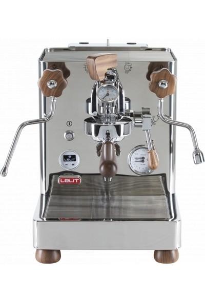 Lelit Bianca Pl162T Çift Kazanlı-Pedallı Ticari Espresso Makinesi