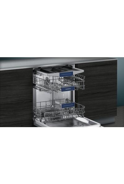Siemens Sn636X02Mt A++ 6 Programlı Ankastre Bulaşık Makinesi