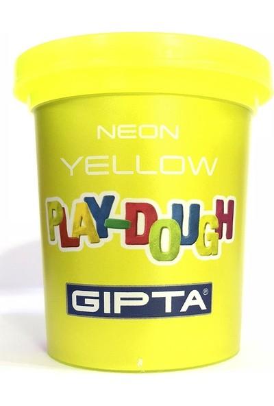 Gıpta Kids Tek Renk Oyun Hamuru Neon Sarı 140 Gr. K8436