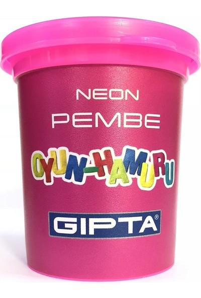 Gıpta Kids Tek Renk Oyun Hamuru Neon Pembe 140 Gr. K8433