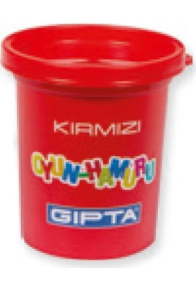 Gıpta Kids Tek Renk Oyun Hamuru Kırmızı 140 Gr. K8409