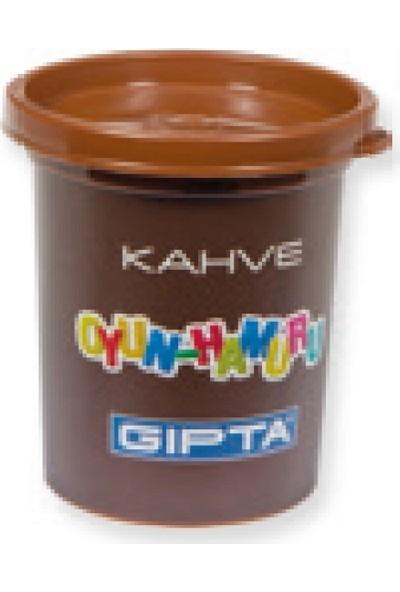 Gıpta Kids Tek Renk Oyun Hamuru Kahve 140 Gr. K8405