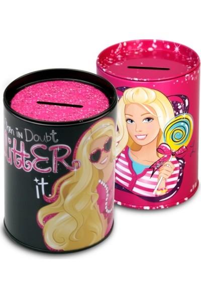 Barbie Lisanslı Metal Kumbara B-6258