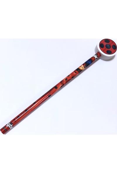 Ladybug Silgili Kurşun Kalem Lb-5975 (Mucize Uğurböceği)