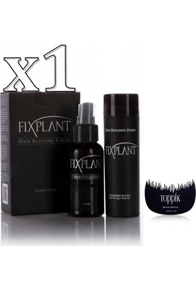 Fixplant 1 Set 28 grToz + Alkolsüz Saç spreyi Saç Tozu + Optimizer