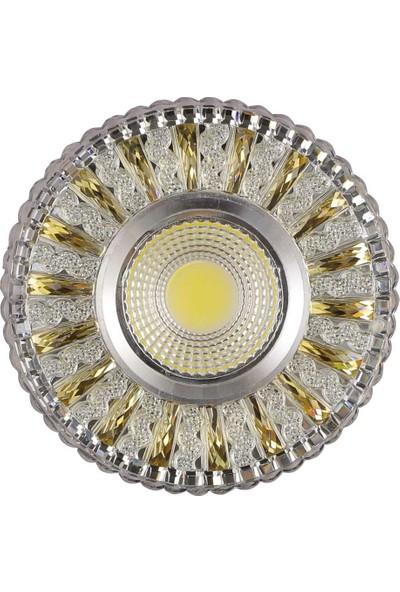 Pause 5W Smd Ledli Dekoratif Cam Spot Gün Işığı-9