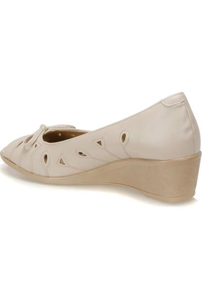 Polaris 5 Nokta 81.111142.Z Bej Kadın Ayakkabı