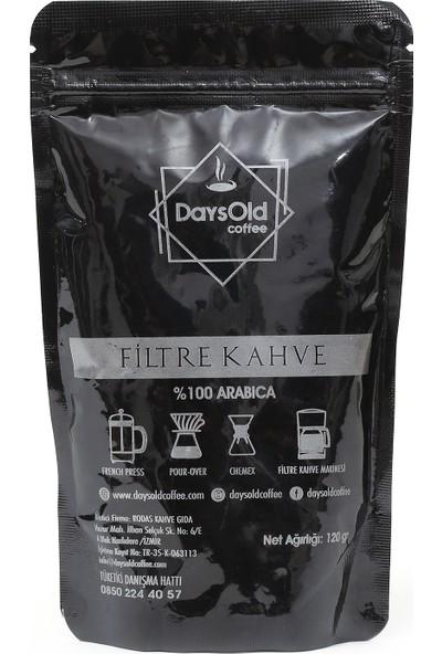 Daysold Coffee Özel Harman Filtre Kahve 120 gr