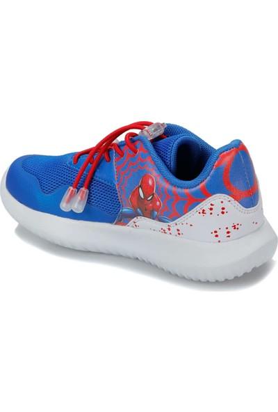 Spiderman 91.Gargen.F Mavi Erkek Çocuk Spor Ayakkabı