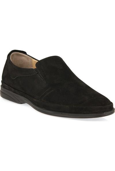 Retto Erkek Hakiki Deri Ayakkabı 91144 5065N Siyah