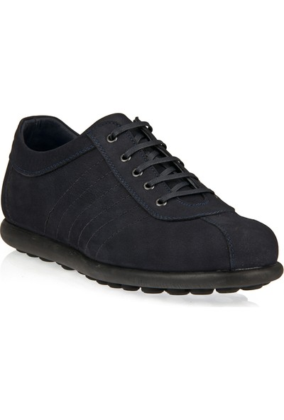 Uniquer Erkek Hakiki Deri Ayakkabı 9150U 8300 1 Lacivert