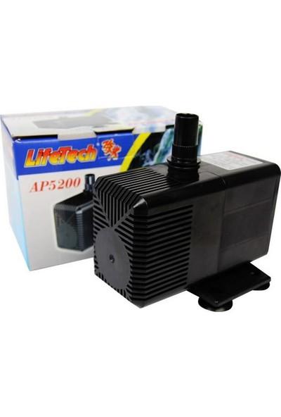 Lifetech AP5200 Sump Motoru 3200 L/H