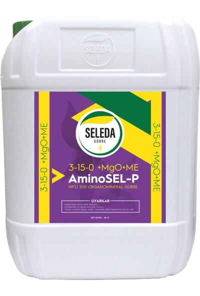 Seleda Aminosel-P Sıvı Organik Gübre 20 Lt