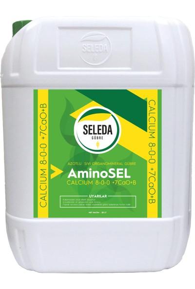 Seleda Aminosel Calcium Sıvı Organik Gübre 20 Lt