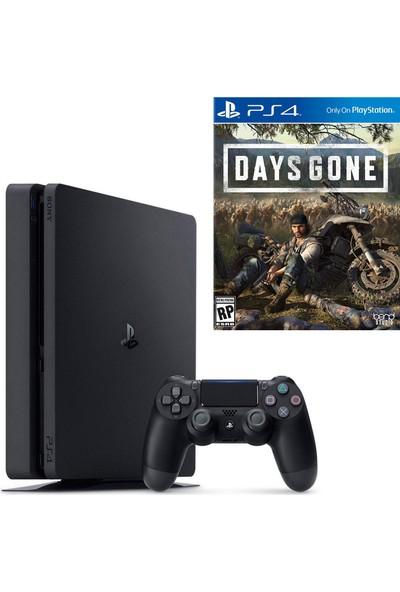 Sony Playstation 4 Slim 500 GB Oyun Konsolu + Days Gone Ps4 Oyunu ( Eurasia Garantili )