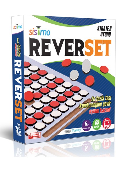 Sisimo Reverset Strateji Oyunu