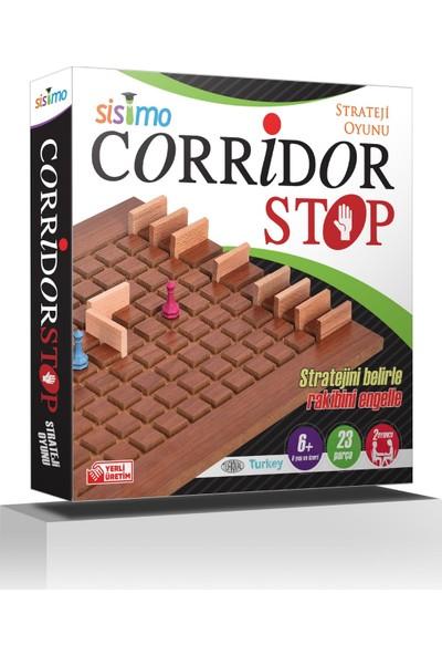 Sisimo Corridor Stop Strateji Oyunu