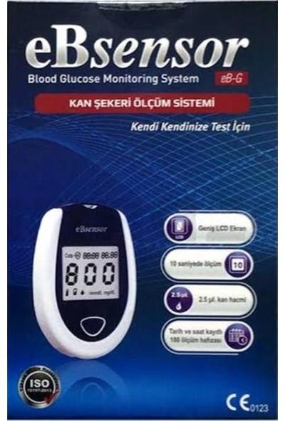Eb Sensor Kan Şekeri Ölçüm Sistemi
