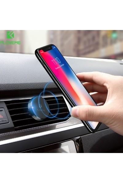 Floveme Mıknatıslı Araç İçi Telefon Tutucu - Siyah
