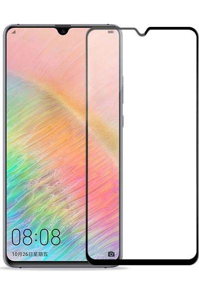 Morcep Huawei P Smart 2019 5D Glass Ekran Koruyucu Cam
