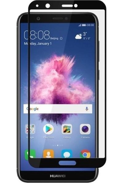 Morcep Huawei P Smart 5D Glass Ekran Koruyucu Cam