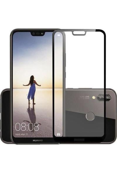 Morcep Huawei P 20 Pro 5D Glass Ekran Koruyucu Cam