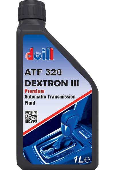 Doill 1 Litre Atf 320, Dextron III Otomatik Şanzıman - Direksiyon ve Hidrolik Yağı