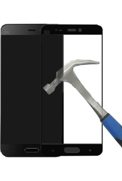Case Street Xiaomi Mi 5 Full Kapatan Renkli Cam Siyah