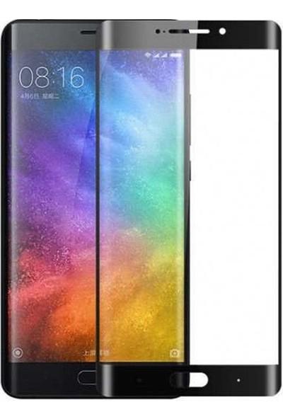 Case Street Xiaomi Mi Note 2 Full Kapatan Renkli Cam Siyah